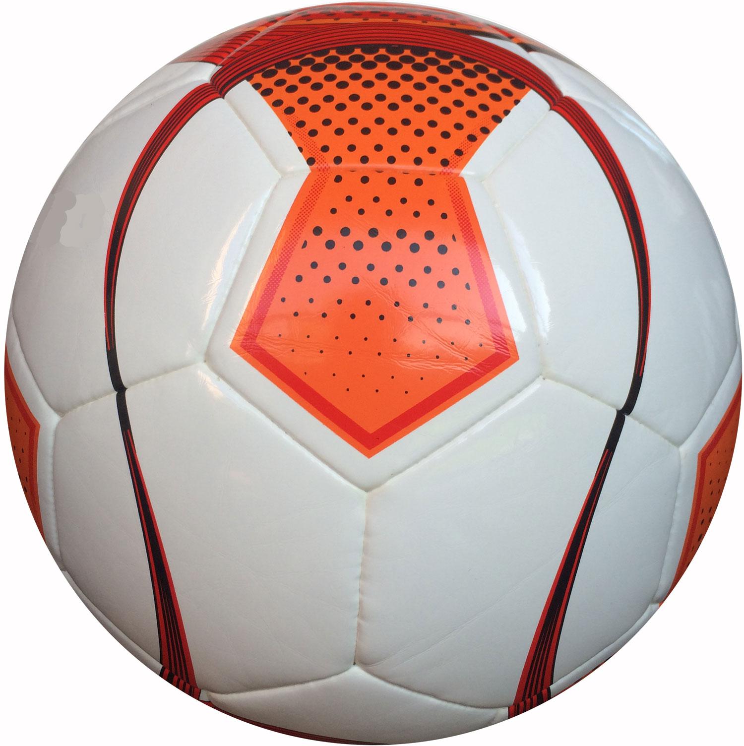 Genäht & verklebt - Fußball Schnittmuster - Fußbälle bedrucken