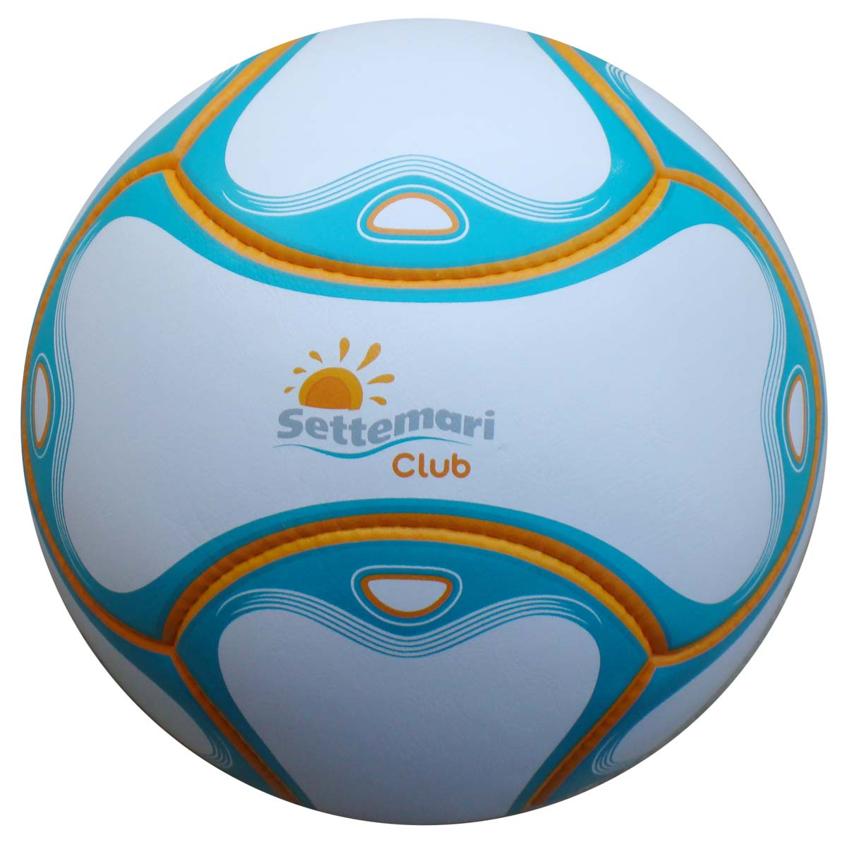 Retro & Beach Soccer - Fußball Schnittmuster - Fußbälle bedrucken